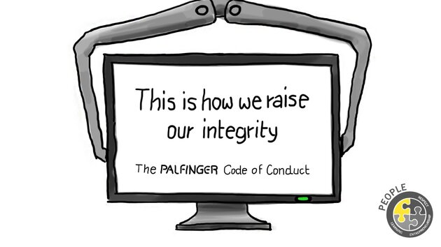 Explanatory video of Code of Conduct