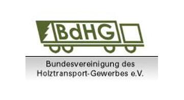 BdHG - BUNDESVEREINIGUNG DES HOLZTRANSPORTGEWERBES