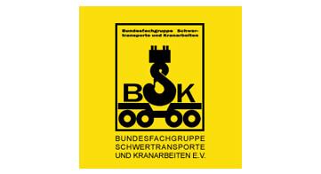 BSK - BUNDESFACHGRUPPE SCHWERTRANSPORTE UND KRANARBEITEN E.V.