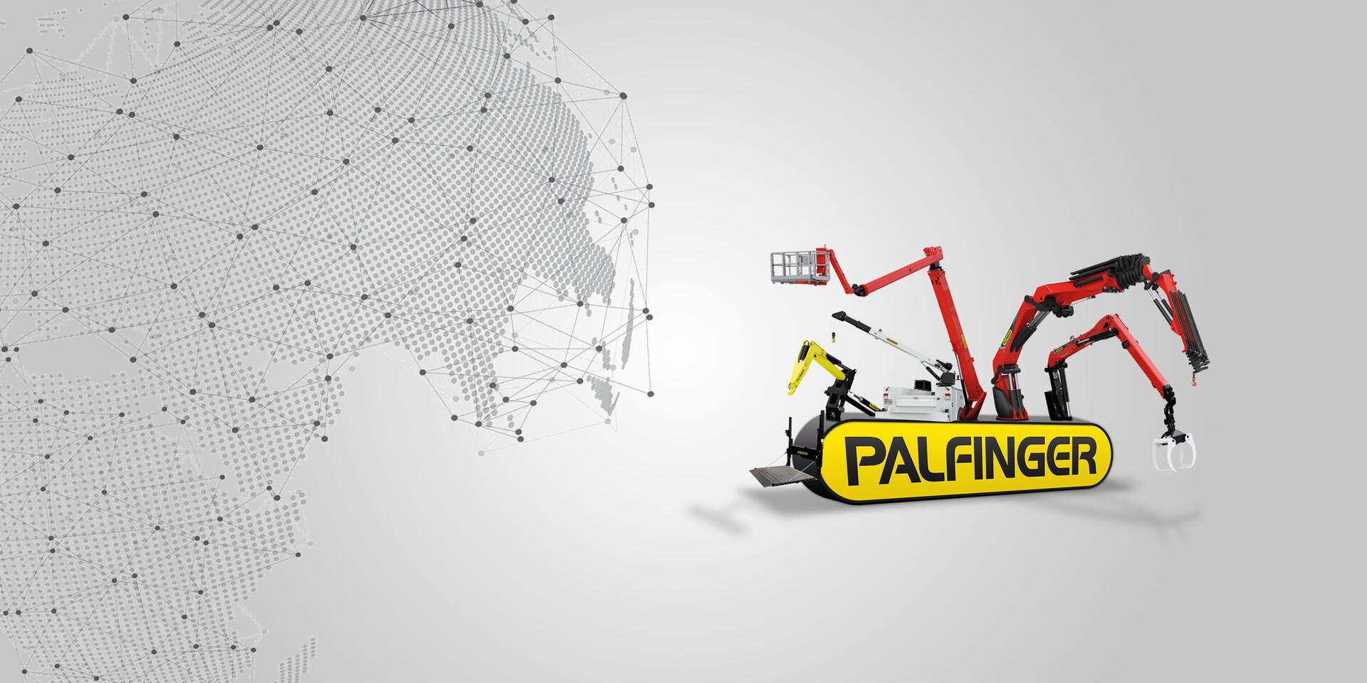 PALFINGER - One Partner All Solutions