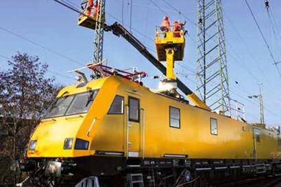 PALFINGER Railway - MINIMAL DOWNTIME DURING EMERGENCY INTERVENTION