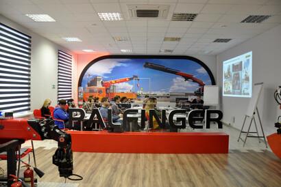Академия PALFINGER в г. Санкт-Петербург