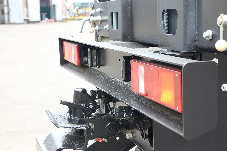 ехнологическое оборудование для сортиментовоза VLT
