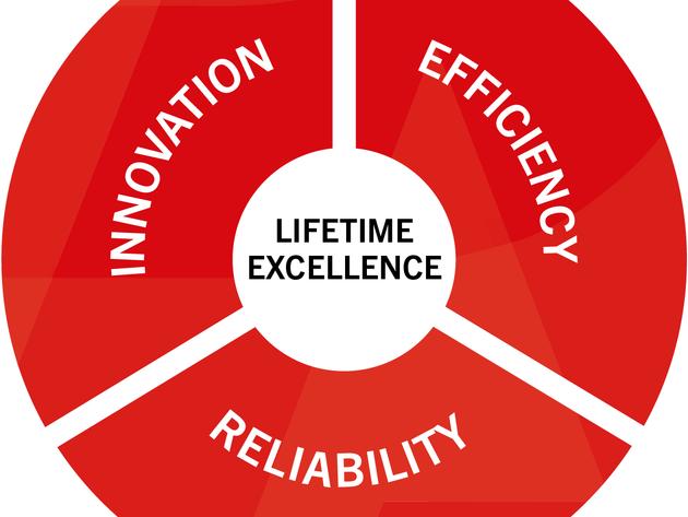 Lifetime excellence
