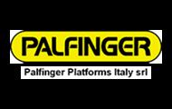 Palfinger Platforms Italy Logo