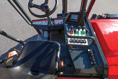 PALFINGER Truck Mounted Forklift Operator Cabin
