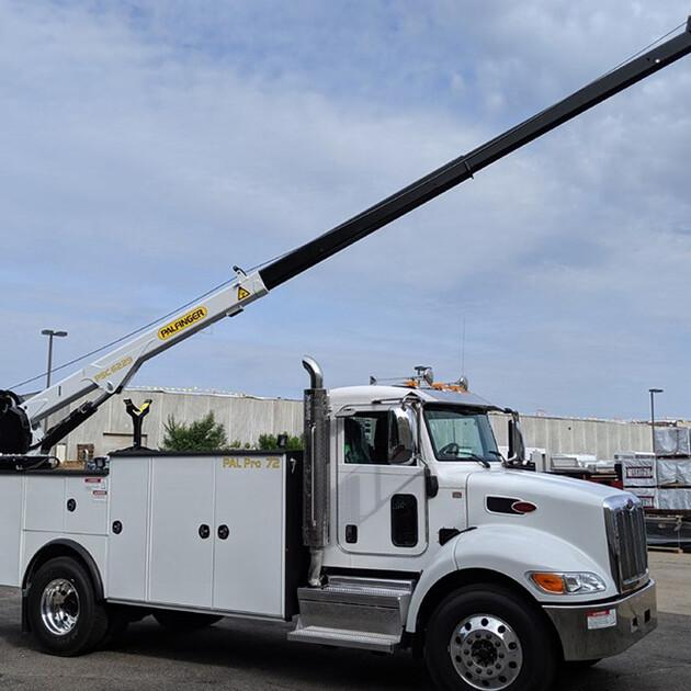 2020 Peterbilt 337 Mechanics Truck PSC 6229