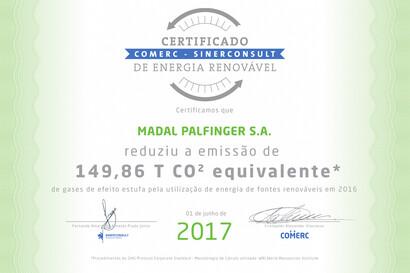 Certificação 2017