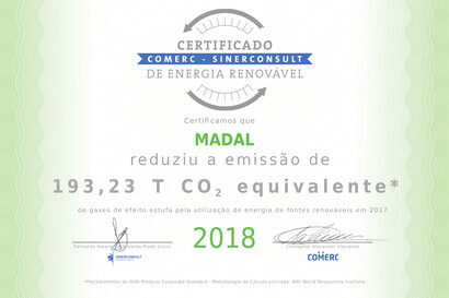 Certificação 2018