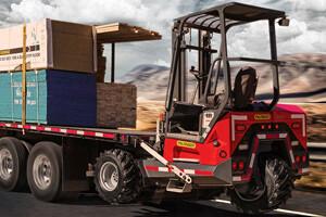 PALFINGER Truck Mounted Forklifts