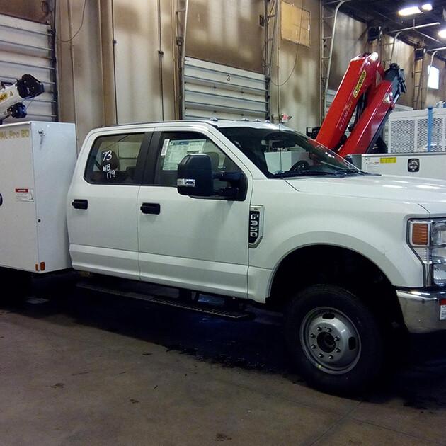 PAL Pro 20 Mechanics Truck