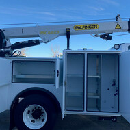 PAL Pro 72 Mechanic Truck With PSC 6229 Crane