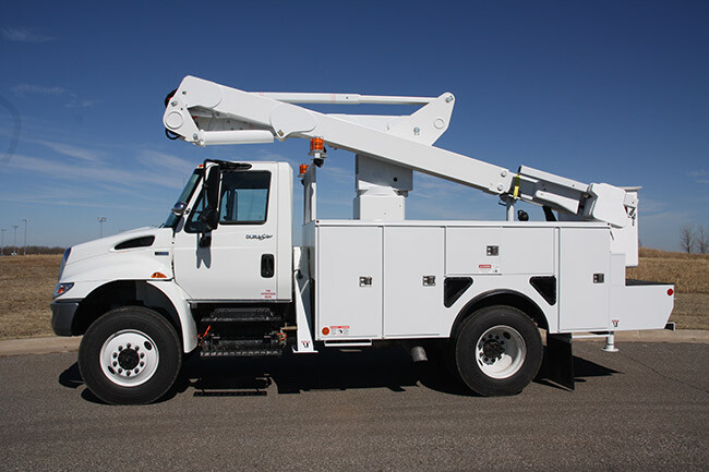 ETC 42 MH Aerial Lift Truck