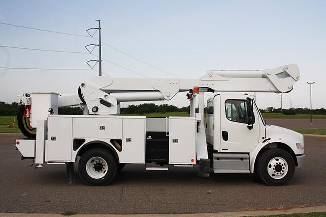 ETO 55 MH Aerial Lift Truck
