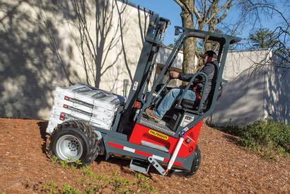 PALFINGER Truck Mounted Forklift Performance Plus