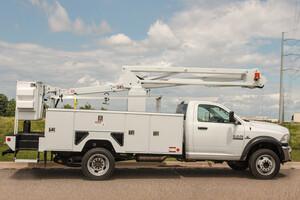 PALFINGER ETC 43 SNT Aerial Lift Truck