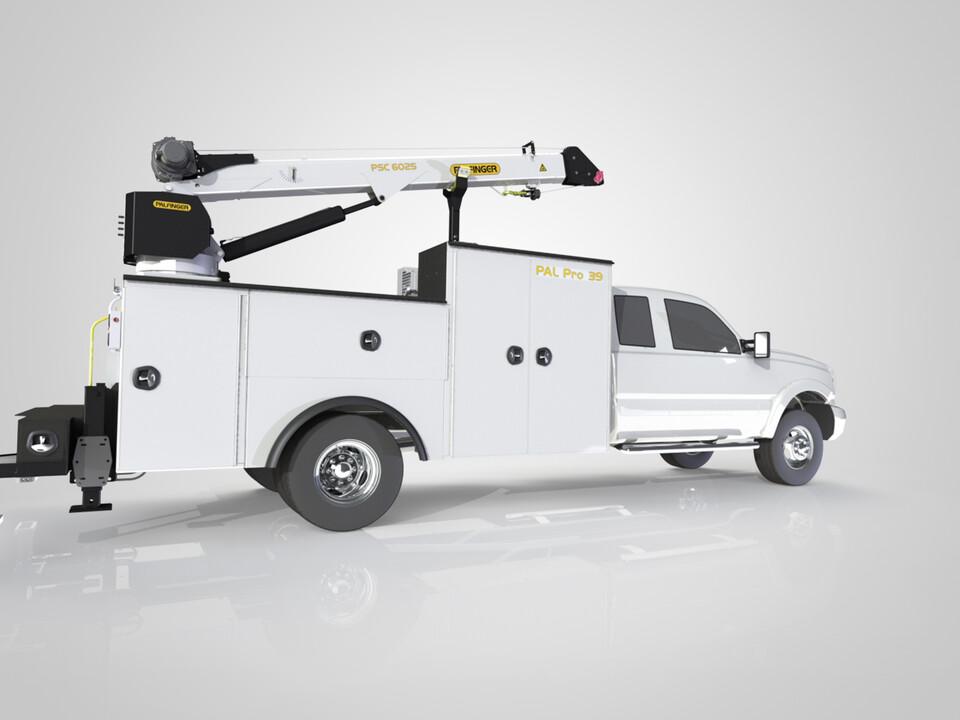 PAL Pro 39 Mechanics Truck