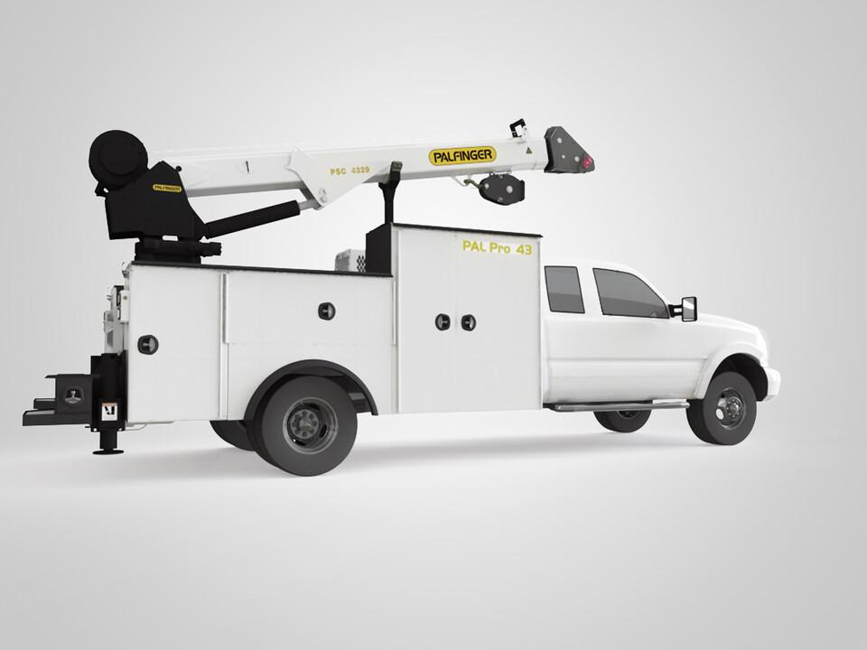 PAL Pro 43 Mechanics Trucks