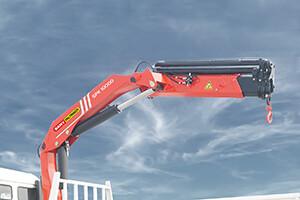 SANY PALFINGER Cranes