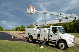 Aerial Lift Trucks