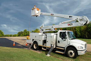 ETI Aerial Lift Trucks