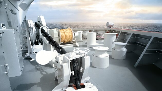Winches and Offshore Equipment