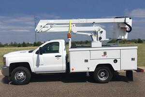 PALFINGER ETA 29 33 37 Aerial Lift Truck