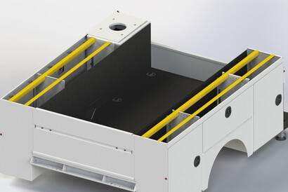 PAL Pro 20 reinforced compartment tops