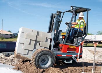 PALFINGER GLS 55 Truck Mounted Forklift