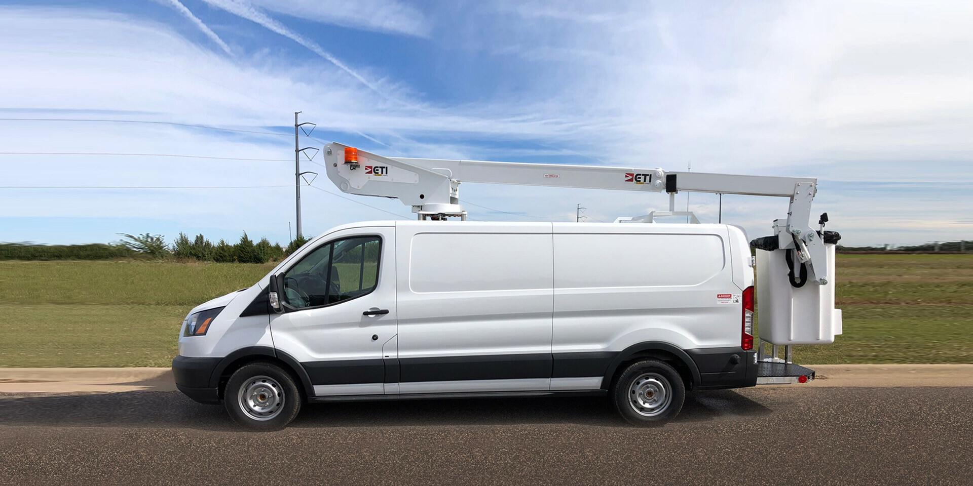 ETT 29 Aerial Lift Truck