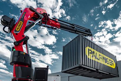 PALFINGER TEC Series Cranes - PK 48.002 TEC 7