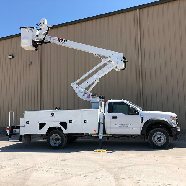 ETC 40 MH Aerial Lift Truck
