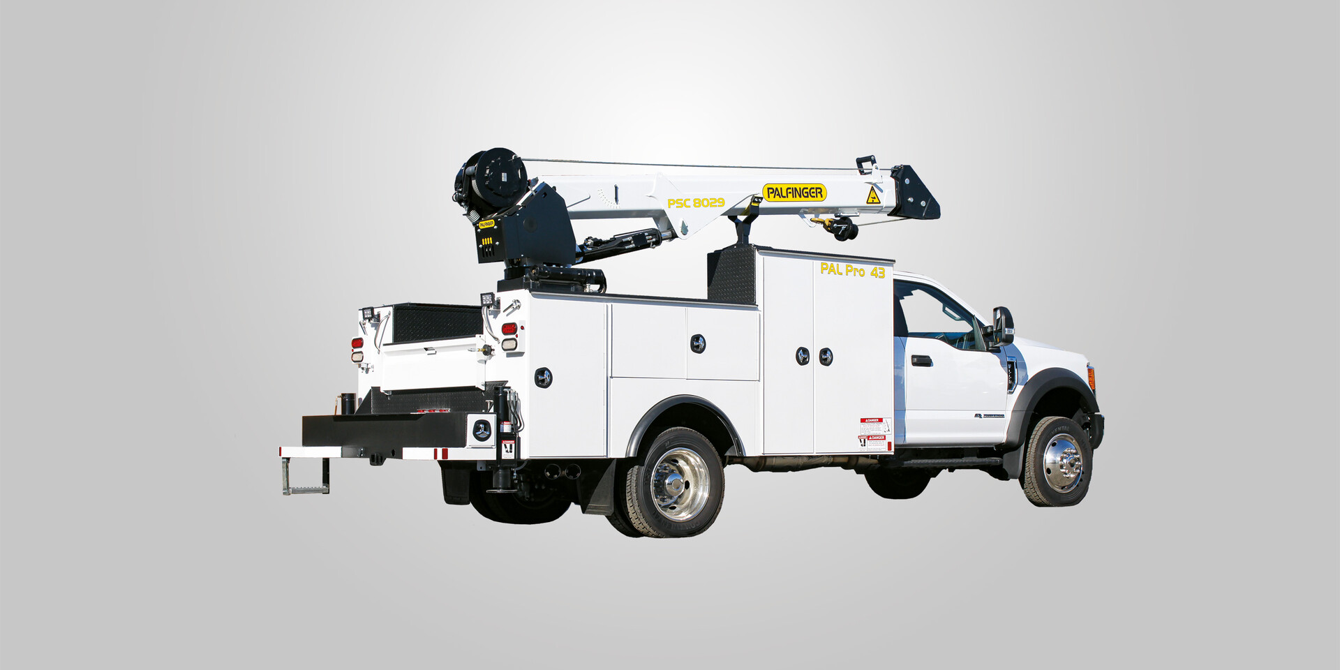 PAL Pro 43 Mechanics Truck