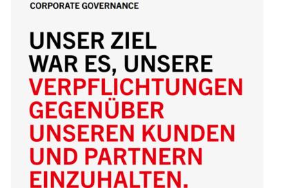 Corporate-Governance Bericht
