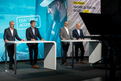 The industry's latest market developments, innovations and challenges were presented and discussed. Visitors were able to become virtually immersed in the world of the maritime industry for an entire day.