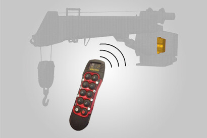 Wireless proportional controls