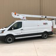 ETT 29 SNV Aerial Lift Truck