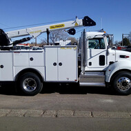 PALFINGER Pal Pro 72 Mechanic Truck